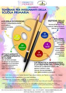 Seminari Formativi per la scuola primaria
